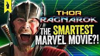 Download Thor: Ragnarok – The Smartest Marvel Movie Ever? – Wisecrack Quick Take Video