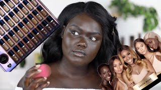 Download Jackie Aina X Too Faced Born This Way Foundation Review || Nyma Tang Video