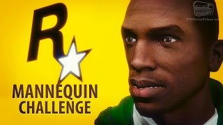 Download GTA 5 - Rockstar Games Mannequin Challenge Video