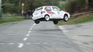 Download Rallysprint du Tréfle 2012 ( with crash and mistakes ) [HD] Video