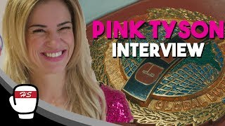 Download Pink Tyson Has A Message For Katie Taylor | Live on YouTube | Friday 24 November Video