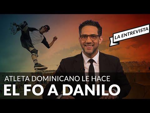 Atleta Dominicano Desafía A Danilo Medina - Entrevista #Antinoti Marzo 07, 2019