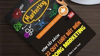 Download 22 Quy luật bất biến trong marketing - Kho sách nói kinh doanh Video