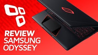 Download Notebook Gamer Samsung Odyssey - Review/Análise [TecMundo] Video