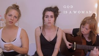 Download Ariana Grande - God is a woman || dodie, Julia Nunes, Orla Gartland Video