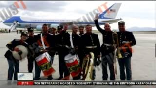 Download Όλο το παρασκήνιο από την επίσκεψη Ομπάμα στην Ελλάδα Video