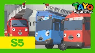 Download Tayo S5 EP1 l Emergency Dispatch! Tayo and Gani l Tayo the Little Bus Video