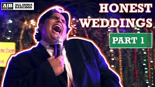 Download AIB : Honest Indian Weddings (Part 1) Video