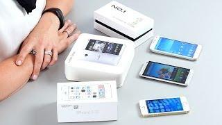 Download HTC One, Galaxy S5, iPhone 5s - Fake Smartphones - Test deutsch | CHIP Video