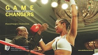 Download Game Changers | 3 of 4 | Conversation with Laila Ali || Radcliffe Institute Video