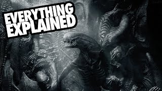Download ALIEN COVENANT (2017) Everything Explained + Prometheus Connections Video