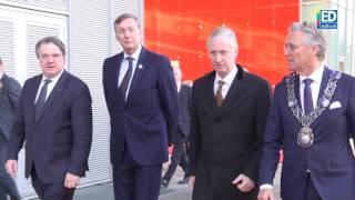 Download Belgische Koning Filip bezoekt High Tech Campus Eindhoven Video