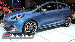 Download New Ford Fiesta ST - Geneva Motor Show 2017 Video