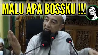 Download Malu Apa Bossku - Ustaz Azhar Idrus Official Video
