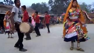 Download Rana culture Holi - Pachdakhi (Nepal) Video