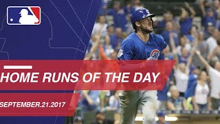 Download Check out all the homers around the Majors: 9/21/17 Video
