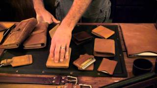 Download Leather Products from Saddleback Leather Co. Video