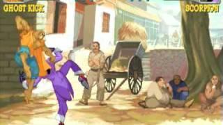 Download Martial masters - combos modestos 2 Video