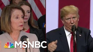 Download As Shutdown Enters Day 32, Is There An Off Ramp? | Morning Joe | MSNBC Video