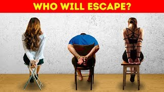 Download 15 RIDDLES ON ESCAPE AND GK QUESTIONS THAT'LL CRACK YOUR BRAIN Video