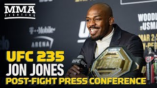 Download UFC 235: Jon Jones Post-Fight Press Conference - MMA Fighting Video