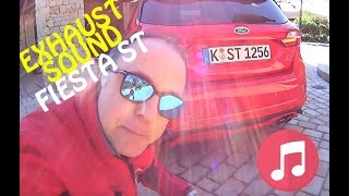 Download FORD FIESTA ST 2018 exhaust sound & launch control! Video
