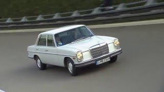 Download Mercedes-Benz 280 E Strich-Acht (W 114) 1972 Video