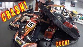 Download Karting crash compilation + bonus WOW!#9 Video