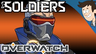 Download Soldiers ► OVERWATCH (SOLDIER 76) SONG by MandoPony Video