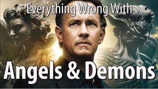 Download Everything Wrong With Angels & Demons In 17 Minutes Or Less Video