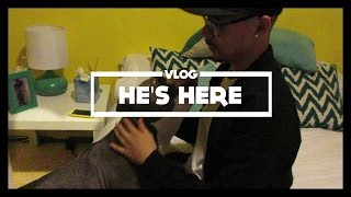 Download HE'S HERE - DAILY VLOG - 2 - Video