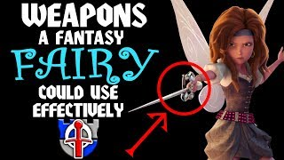 Download Weapons that a FAIRY could use effectively in real life: FANTASY RE-ARMED Video