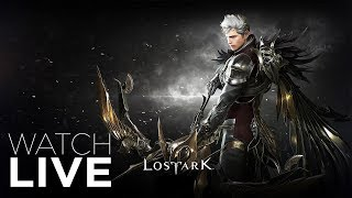 Download Lost Ark Gameplay LIVE - Closed Beta 3 Video