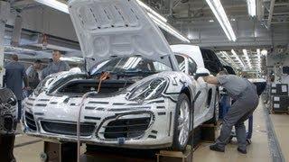 Download How Porsche 911 Carrera is made... Video