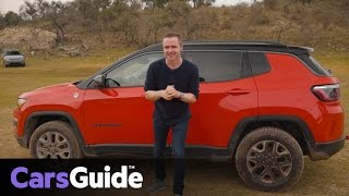 Download Jeep Compass 2017 review | first drive video Video