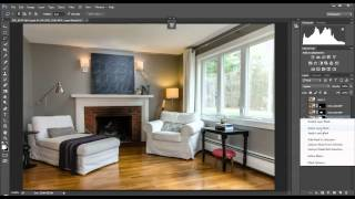 Download Selectively Lighting and Using Layer Masks- Real Estate Interiors Video