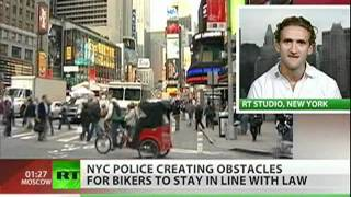 Download NYC bike video goes viral Video