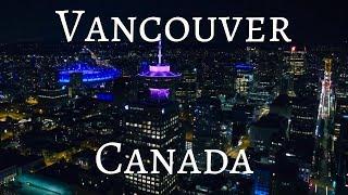Download Vancouver Canada Drone Footage 4k Video