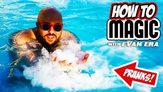 Download 10 Magic Pool Pranks for Summer Video
