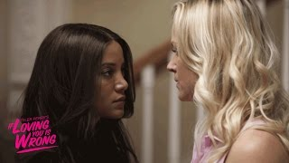 Download Marcie and Alex Face Off | Tyler Perry's If Loving You Is Wrong | Oprah Winfrey Network Video