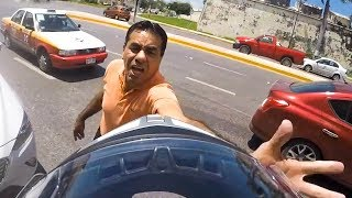 Download STUPID, CRAZY & ANGRY PEOPLE vs BIKERS | MOTORCYCLE ROAD RAGE | [Ep. #102] Video