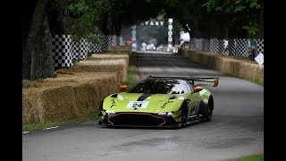 Download Aston Martin at Goodwood Festival of Speed 2017 Video