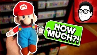 Download The RAREST Items in my Game Collection! | Nintendrew Video