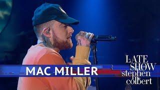 Download Mac Miller Performs 'Ladders' With Jon Batiste & Stay Human Video
