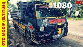 85 Koleksi Modifikasi Skotlet Mobil L300 Terbaru