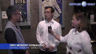 Download Lilinisin ko ang Mabahong Maynila -Isko Moreno Video