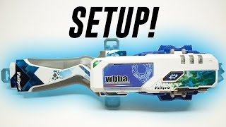 Download My Beyblade Burst LAUNCHER SETUP! Video
