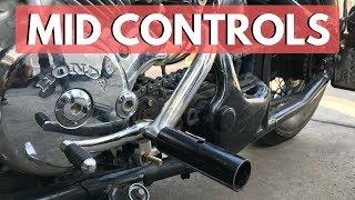 Download Mid Controls MOD for Honda Shadow VLX/VT600   Lnspltblvd Video