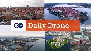 Download #DailyDrone: Mecklenburg-Vorpommern | DW Deutsch Video
