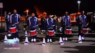 Download Lane College's ″Bloody Rain″ v.s. UAPB's ″II Kold Krank″ - Parking Lot Battle - 2016 Video